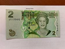 Buy Fiji 2 dollars uncirc. banknote 2011
