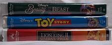 Buy 3 Pre-owned Disney VHS Tapes