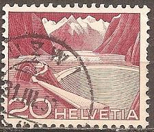 Buy [SW0332] Switzerland: Sc. No. 332 (1949) Used