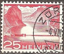 Buy [SW0333] Switzerland: Sc. No. 333 (1949) Used