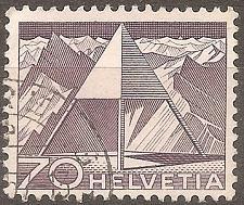 Buy [SW0339] Switzerland: Sc. No. 339 (1949) Used