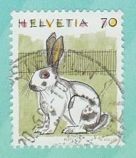 Buy [SW0872] Switzerland: Sc. No. 872 (1990-1995) Used
