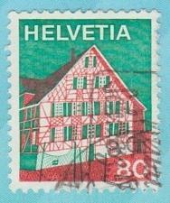 Buy [SW0568] Switzerland: Sc. No. 568 (1973-1980) Used