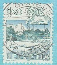 Buy [SW0719] Switzerland: Sc. No. 719 (1982-1986) Used