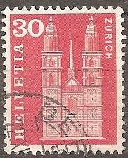 Buy [SW0387] Switzerland: Sc. No. 387 (1960-1963) Used