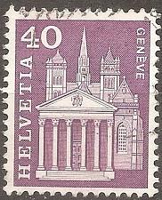 Buy [SW0389] Switzerland: Sc. No. 389 (1960-1963) Used
