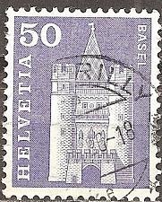 Buy [SW0390] Switzerland: Sc. No. 390 (1960-1963) Used