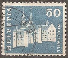 Buy [SW0445] Switzerland: Sc. No. 445 (1964-1968) Used