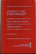 Buy AGENCY AND PARTNERSHIP Cases, Materials, Problems HB :: FREE Shipping