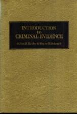 Buy Introduction to CRIMINAL EVIDENCE :: FREE Shipping