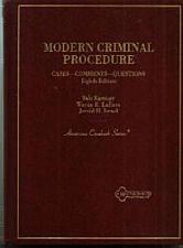 Buy MODERN CRIMINAL PROCEDURE HB :: FREE Shipping