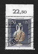 Buy German Used Scott #B647 Catalog Value $.55