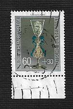 Buy German Used Scott #B648 Catalog Value $.75