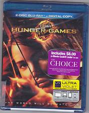 Buy The Hunger Games - Blu-ray Disc 2012 - Brand New factory sealed