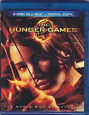 Buy The Hunger Games Blu-ray Disc, 2012, 2-Disc Set - Good