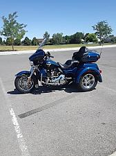 Buy 2018 Harley-Davidson Tri Glide 115th Anniversary Limited Edition