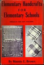 Buy Elementary Handcrafts for Elementary Schools 1956 :: FREE Shipping