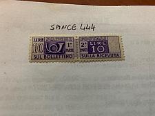 Buy Italy Pacchi postali 10L mnh 1946/52 stamps