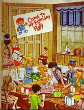 Buy Come to My Birthday Party : Kids Party Planning 1969 HB :: FREE Shipping