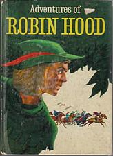 Buy Adventures of ROBIN HOOD :: 1953 HB :: FREE Shipping