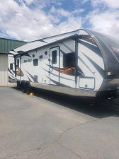 Buy 2019 Forest River Work And Play 30WQBS Toy Hauler