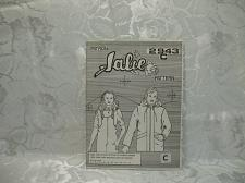 Buy Sewing Pattern Jalie 2943C Lined Jacket Detachable Hood Dungarees 18 Pieces