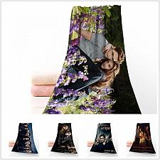 Buy Twilight Face Towels Free shipping