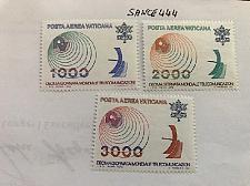 Buy Vatican City World telecommunication day mnh 1978 stamps
