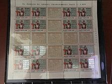 Buy Vatican City Virgiliano sheets mnh 1981 stamps