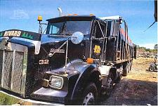 Buy 1997 Kenworth T800 Dump Truck