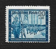Buy German MNH Scott #B157 Catalog Value $3.63