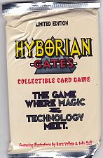 Buy Hyborian Gates Collectible - Booster Pack - Brand New Factory Sealed