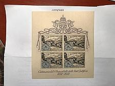 Buy Vatican City Stamp centennary s/s mnh 1952 stamps