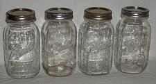 Buy Ball Mason Clear Glass Jars