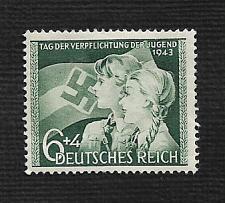 Buy German Hinged Scott #B230 Catalog Value $.25