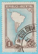Buy [AR0446] Argentina: Sc. No. 446 (1937) Used