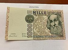 Buy Italy Marco Polo 1000 lire uncirc. banknote 1982 #30