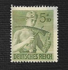 Buy German Hinged Scott #B238 Catalog Value $.25