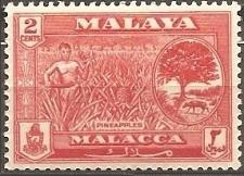 Buy [MAL0057] Malaya (Malacca): Sc. no. 57 (1960) MNH