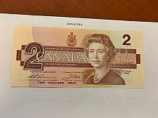 Buy Canada two dollars mint banknote 1986 #3