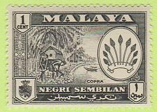 Buy [MAL0064] Malaya (N. Sembilan): Sc. no. 64 (1957-1963) MNH