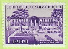 Buy [EL0654] El Salvador: Sc. no. 654 (1954) MH