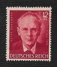 Buy German Hinged Scott #B242 Catalog Value $.25