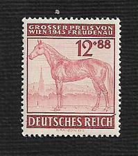 Buy German Hinged Scott #B245 Catalog Value $.25