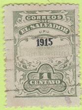 Buy [EL0414] El Salvador: Sc. no. 414 (1915) Used