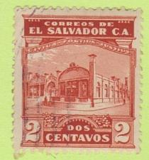 Buy [EL0496] El Salvador: Sc. no. 496 (1924-1925) Used