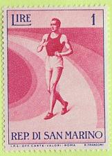Buy [SM0345] San Marino Sc. no. 345 (1954-1955) MH