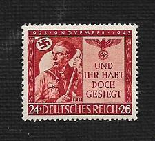 Buy German Hinged Scott #B250 Catalog Value $.25