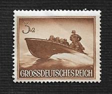 Buy German MNH Scott #B257 Catalog Value $1.11