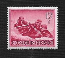 Buy German Hinged Scott #B263 Catalog Value $.25